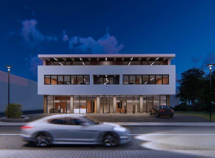 Multiuse building 1